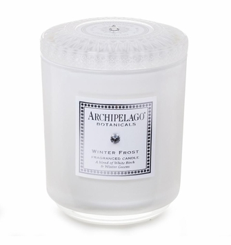 _DISCONTINUED_Winter Frost Hostess Candle by Archipelago