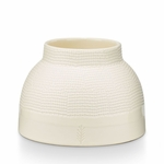 NEW! - Winter Mint Artisan Ceramic Illume Candle | Holiday Collection by Illume Candles