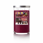 CLOSEOUT - Yuletide Carol 18 oz. Holiday Stars Colonial Candle | Colonial Candle Closeouts
