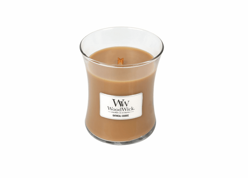 Oatmeal Cookie WoodWick Candle 10 oz.