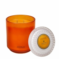 Positano 2 Wick Glass Hostess Candle by Archipelago