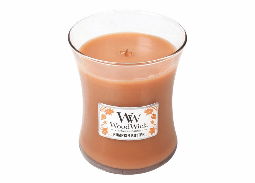 Pumpkin Butter WoodWick Candle 10 oz.