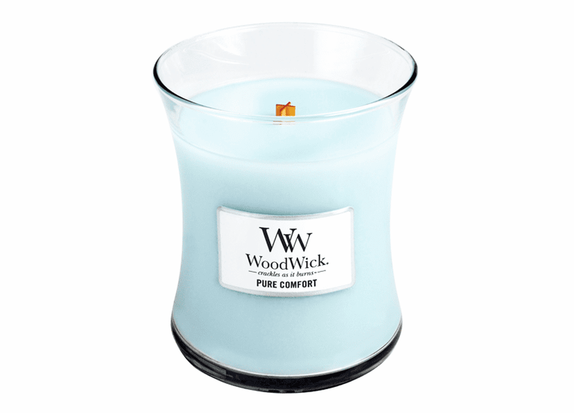 Pure Comfort WoodWick Candle 10 oz.
