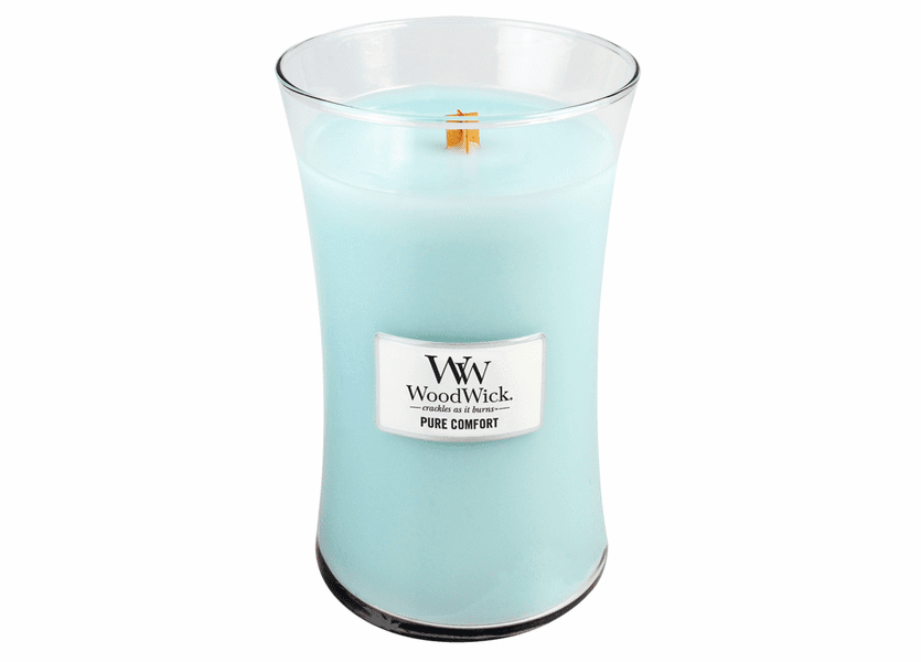Pure Comfort WoodWick Candle 22 oz.