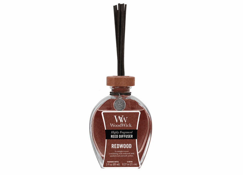 Redwood WoodWick 3 oz. Reed Diffuser
