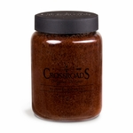 Roasted Espresso 26 oz. Crossroads Candle | Crossroads 26 oz. Large Candles
