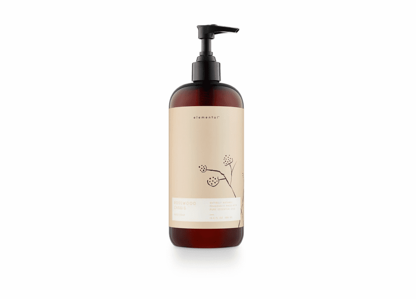 Rosewood Cassis Elemental Hand Soap by Illume Candle