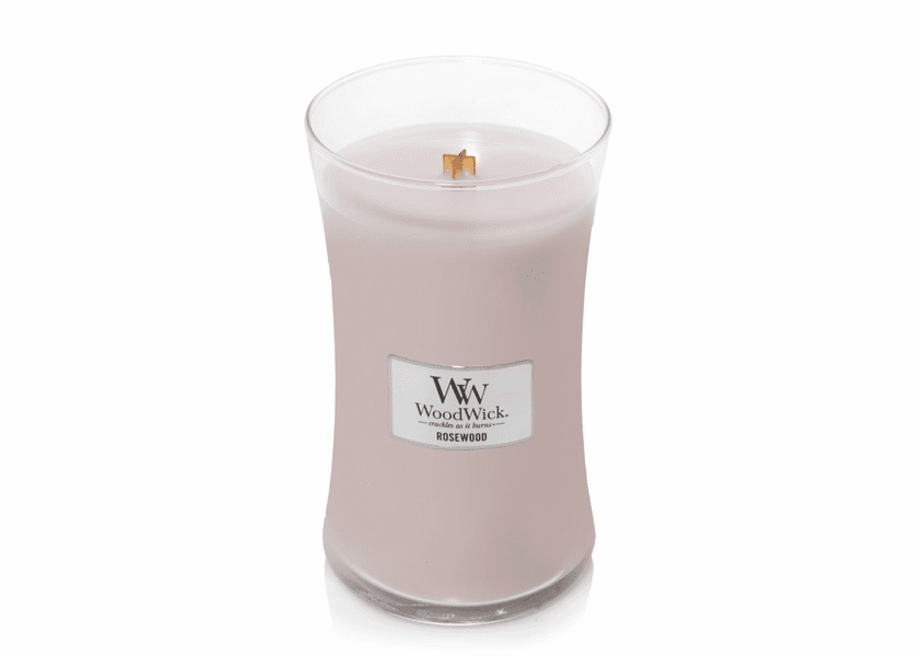 Rosewood WoodWick Candle 22 oz.
