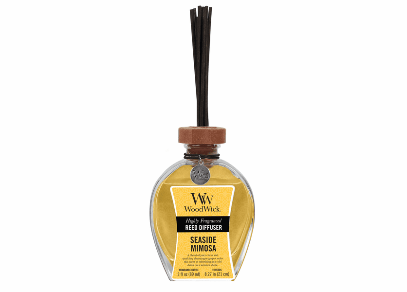 Seaside Mimosa WoodWick 3 oz. Reed Diffuser
