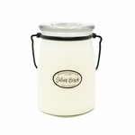 Silver Birch 22 oz. Butter Jar by Milkhouse Candle Creamery | 22 oz. Butter Jar Candles by Milkhouse Candle Creamery
