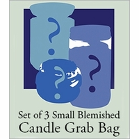 Small Blemished Candle Grab Bag - 3-Pack
