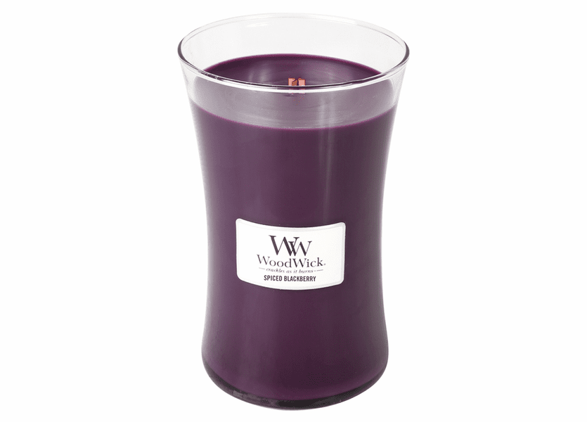 Spiced Blackberry WoodWick Candle 22 oz.