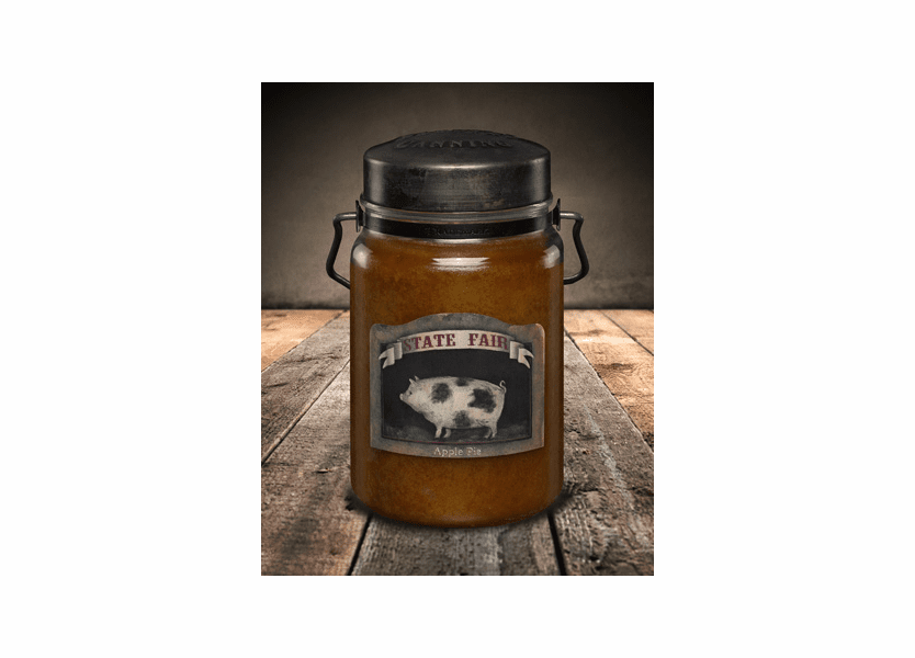 State Fair 26 oz. McCall's Classic Jar Candle