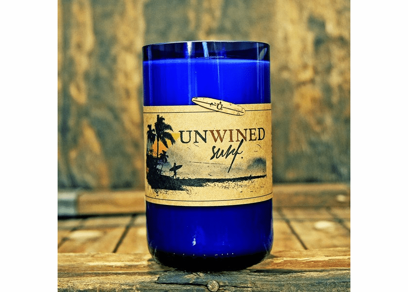 Surf - Surf Wax 12 oz. Unwined Candle