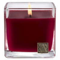 NEW! - The Smell of Christmas 12 oz. Cube Candle by Aromatique