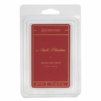 NEW! - The Smell of Christmas 2.7 oz. Aroma Wax Melts by Aromatique