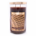 Tibetan Sandalwood 18 oz. Bronze Collection Colonial Candle | Bronze Collection Colonial Candle