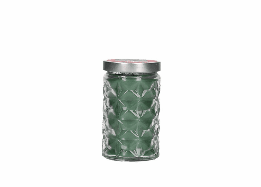 NEW! - Tree Trek Glass Votive Candle - Bridgewater