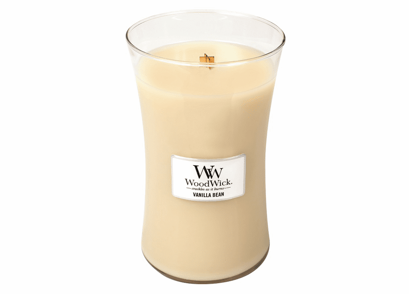 Vanilla Bean WoodWick Candle 22 oz.