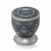 CLOSEOUT - Vanilla Gourmand Gallerie Tin WoodWick Candle