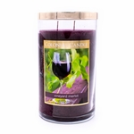 Vineyard Merlot 18 oz. Bronze Collection Colonial Candle | Bronze Collection Colonial Candle
