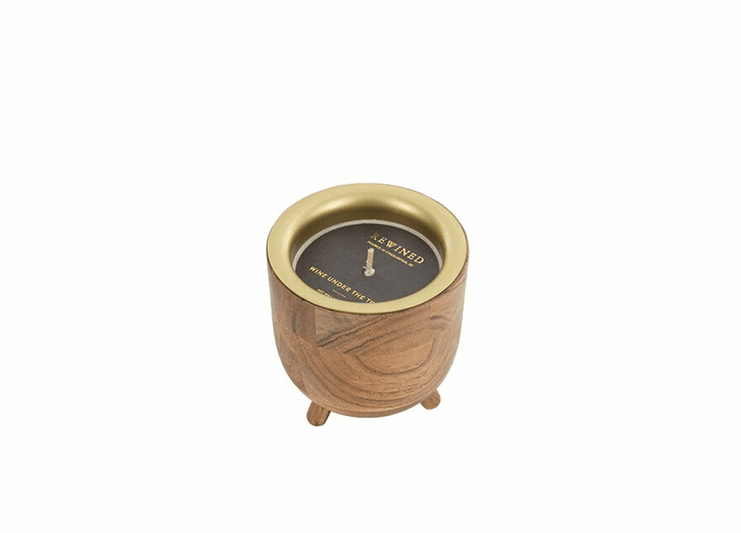 Wine Under the Tree  Barrel Aged 7 oz. Rewined Candle