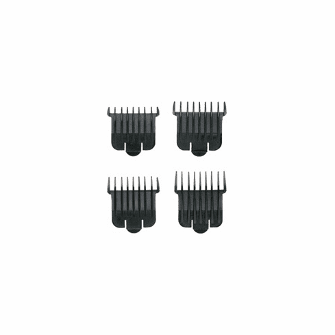 Andis Trimmer Attach Combs 4pcs Set #32190 (for D-3)