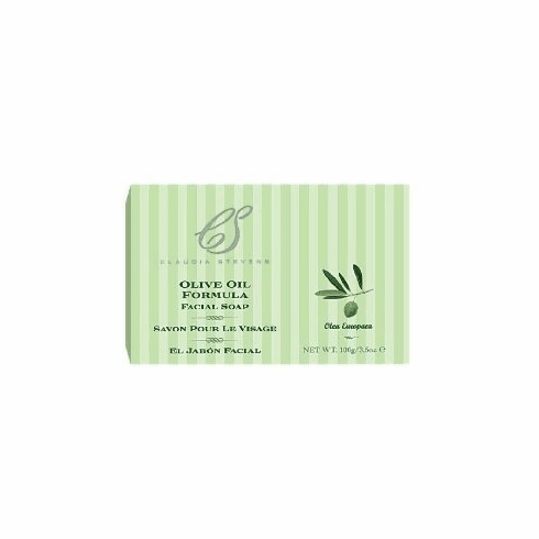 Claudia Stevens Olive Oil Facial Soap 3.3oz