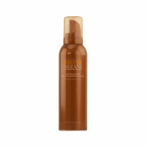 Mizani Natural Matte Silk Volumizing Mousse 6.8oz