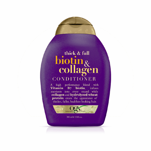 OGX Biotin & Collagen Conditioner 13oz