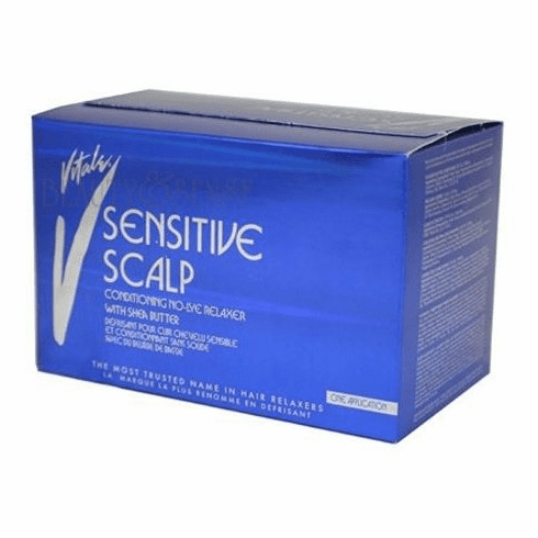Vitale Sensitive Scalp Relaxer - 1 App
