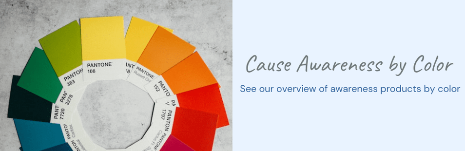 Cause Awareness By Color