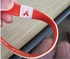 Eco Elastic Cure MS Orange Fabric Wristband - 8
