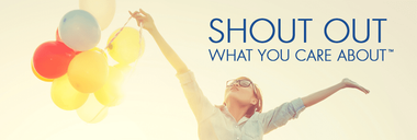 SupportStore - Shout out what you care about! & donate to charities too
