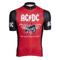 AC/DC For Those About To Rock Men's Helix Jersey