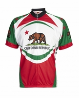 California Bear Cycling Jersey