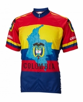 Colombia Cycling Jersey