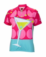 Martini Time Womens Cycling Jersey