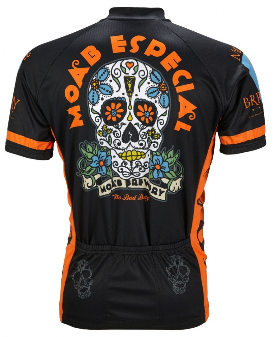 Moab Brewery Especial Mens Cycling Jersey . 7b527313a