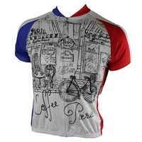 Paris Bistro Women's Cycling Jersey