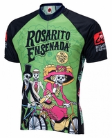 Rosarito Day of the Dead Cycling Jersey