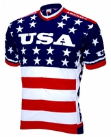 Team USA 1979 Cycling Jersey