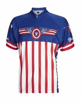 USA Freedom Cycling Jersey