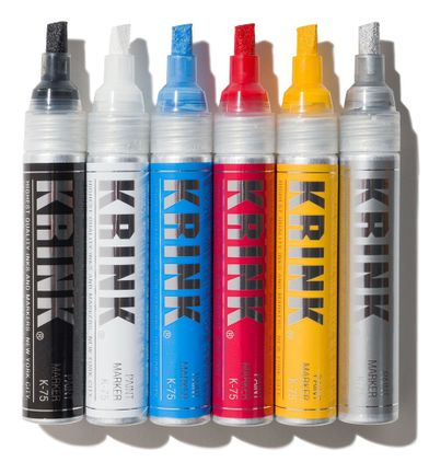 Alcohol-Based Paint Markers