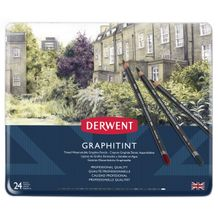 Derwent Graphitint Pencil Set of 24