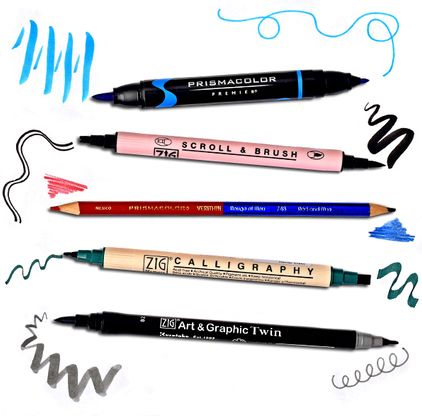 Double-Ended Markers