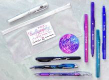 Loveleigh Loops Faux Calligraphy Pen Collection