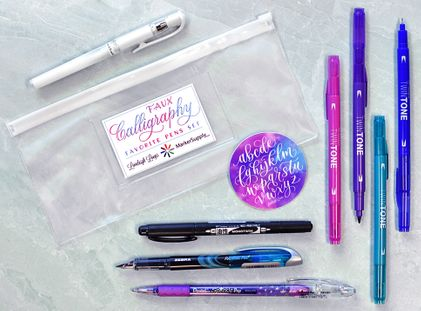 Loveleigh Loops Custom Pen Collections