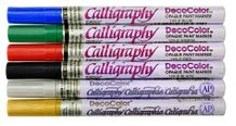 Marvy Decocolor Calligraphy Set of 6