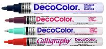 Marvy Decocolor Oil-Based Paint Markers